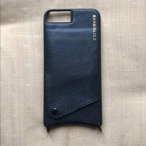 Bandolier BELINDA Pewter 8+ / 7+ / 6+  iPhone case
